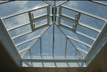 Rooflights Roof Lights Roof Lanterns Skylights Any Room / www.4seasononline.co.uk - suppliers of bespoke aluminium bifold doors and roof lanterns / rooflights / skylights / roof lights