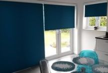 Blinds Available From 4 Season Doors & Rooflights / Black out blinds on 4SE3000 aluminium bifold door systems from www.4seasononline.co.uk