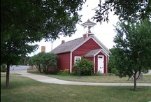Little Red Schoolhouse / Pins that have to do with the Little Red Schoolhouse