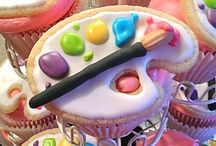 Cupcakes for Artists