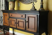Hand Painted Furniture