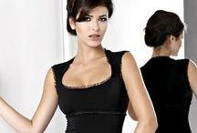 les robes fourreau / La robe fourreau est redevenue un basique de la garde-robe. Elle affine la silhouette en toute élégance!