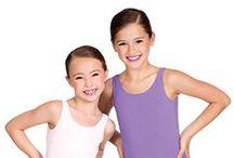 Dancewear / Class-approved dancewear options