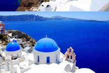 Santorini / Island of inspiration