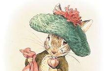 Rêver avec Beatrix Potter