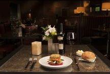 Boston Bistro / Experience Elegant Dining at the Boston Bistro inside The Point Casino