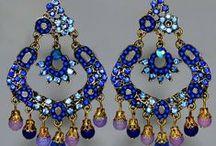 Bijoux / Boucles d'oreille, colliers, bracelets
