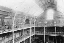 Pitt in the Past / Pitt Rivers through the ages - people, posters, pictures...