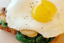 Breakfast / Yummy foods to start your day off right!