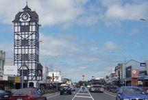 Stratford Taranaki New Zealand /  NZ, Attractions, Events, Shopping