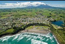 Opunake Taranaki New Zealand / NZ Attractions