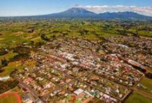 Inglewood Taranaki New Zealand / NZ Attractions