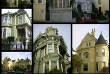 Victorian Houses / Victorian Houses, Casas, Maisons
