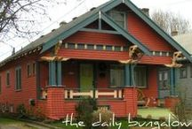 Craftsman Bungalows / Arts & Crafts Style Houses