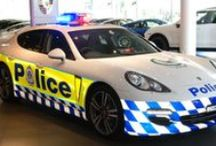Police Cars/Vehicles