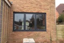 Ultraline Aluminium Windows / visit us at www.4seasononline.co.uk or email info@4seasononline.co.uk