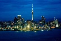 Auckland New Zealand / NZ, Travel Guide, Attractions