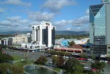 Palmerston North, Manawatu, New Zealand / NZ Attractions