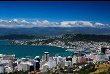 Wellington New Zealand / NZ, Travel Guide, Attractions