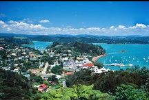Russell, Bay Of Islands, Northland, New Zealand / NZ Attractions