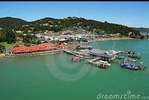 Paihia, Bay Of Islands, Northland, New Zealand / NZ Attractions