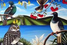 New Zealand Art / NZ
