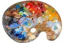 Oil Painting for Beginner Artists / Learn Oil Painting for Beginning Artists