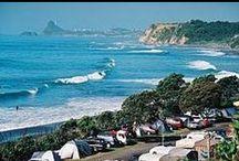 Oakura Taranaki New Zealand / NZ Attractions