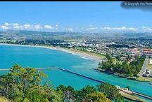 Gisborne Eastland New Zealand / East Coast NZ Attractions