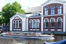 Webster Leiden / Webster University campus in Leiden, Netherlands / by Webster University Office of Study Abroad