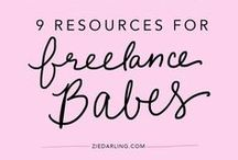 design & blogging / resources for fellow bloggers/creatives.