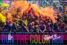 The Color Run / Nejšťastnějších 5km na světě!