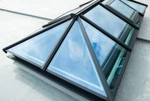 Ultra Slim Rooflights and Roof Lanterns / Ultra Slim Rooflights and Roof Lanterns to compliment any flat roof extension / refurbishment