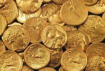 ΝΟΜΙΣΜΑΤΑ :: COINS / Αρχαιοελληνικα - Βυζαντινα - Νεοελληνικα