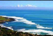 Raglan Waikato New Zealand / NZ Attractions-Travel