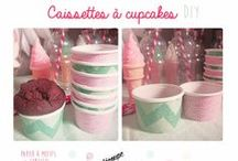 Cooking  : Cupcakes décorations
