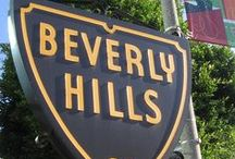 Beverly Hills, Hollywood: Luxury Homes, Shopping, Lifestyle / Los Angeles, California, USA