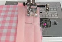 Sewing : Technique