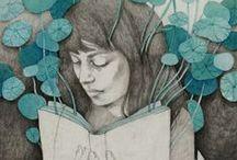 Βιβλιοφιλία :: Bibliophilia / Βιβλιοσκωληκας - Xαρτοποντικας :: Bookworm - Ρapermouce