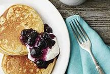 ♥  Pancake Day ♥ / A delicious selection of #pancakes to try!