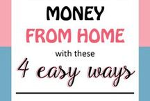 How to Hustle - Making Extra Money From Home / How to Make Extra Money. How to Make Money Online. Hustle. How to Hustle. Basic Budget Guide. How to Budget. How to Save Money. Budget List Guide. Hustle.