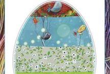 ♡ illustrations / Random illustrative works by Cathliin for prawelewe and Seven Rainbows.