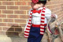 Bébé/enfant: habits et déguisements / by Julie S