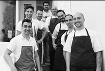 Team / Mylos Bar Restaurant Team