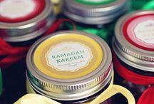 Fête eïd et ramadan célébration / Idée déco et cadeau pour l'eïd.