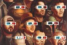 Movie / TV / by Raymon Tinnappel
