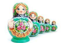 матрёшка / matrioska, matryoshka doll