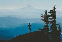 "Wanderlust / wanderlust ˈwɒndəlʌst/ a strong desire to travel. ""a man consumed by wanderlust"""