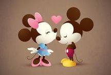 Cute Disney Arts / by Kristi Mari