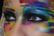 Face Painting Art / Face and body painting for a kids party. / by Carolina Diaz